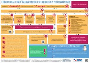 """""""Признаем себя банкротом"""" от garant.ru"""